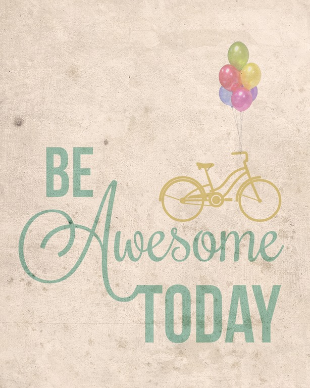 Be-Awesome-Printable
